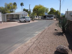 RV Space Rentals Oasis Junction Offers Mobile Home Leases