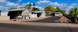 Oasis Junction is a Mobile Home Community in Apache Junction AZ