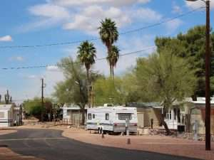 Travel Trailer Space Rentals Arizona