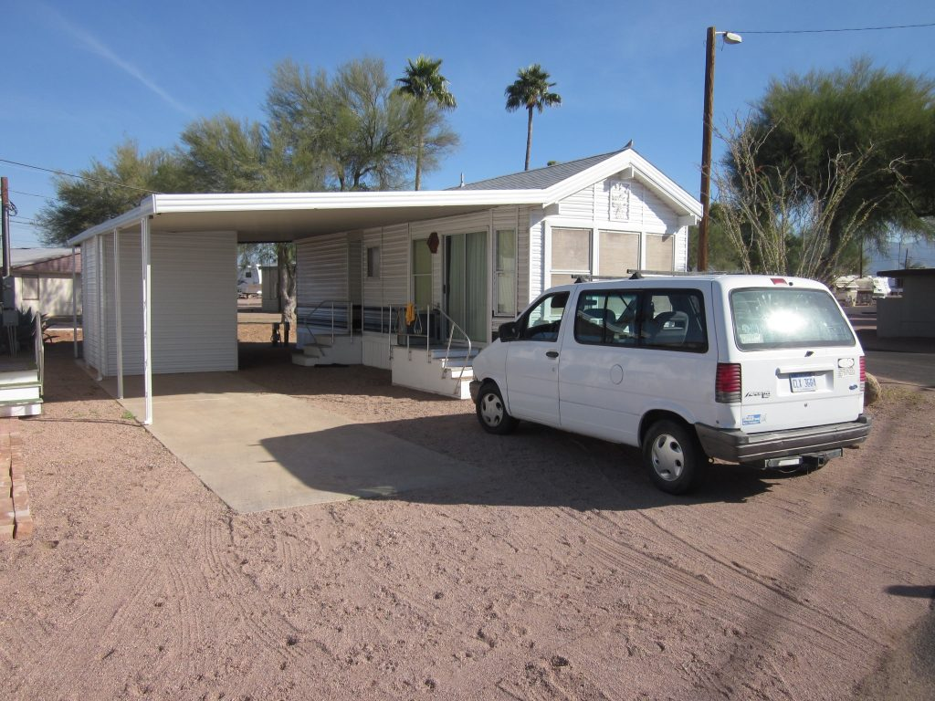 OAsis Junction is an Arizona Mobile Home Park