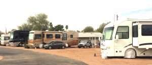 Month & seasonal rv spaces available