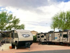 5th Wheel Space Rental Apache Junction AZ